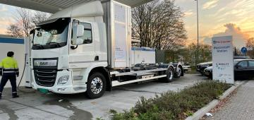 H2-Share truck and mobile refueller used to their full potential