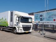 H2-Share's first hydrogen-powered rigid truck hits the road in the Netherlands