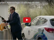 Vlaanderen en Nederland investeren samen 14 Meuro in waterstof via Interregproject Waterstofregio 2.0!  WaterstofNet coördineert het project.