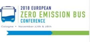 Zero Emission Bus Conference – 27th & 28th November 2018, Cologne (20% discount for WaterstofNet partners)