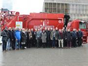 Kick-off meeting REVIVE project: 15 fuel cell refuse trucks at 7 sites in Europe