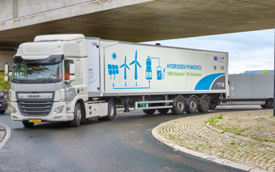 Colruyt Group wint de Green Truck Award 2021